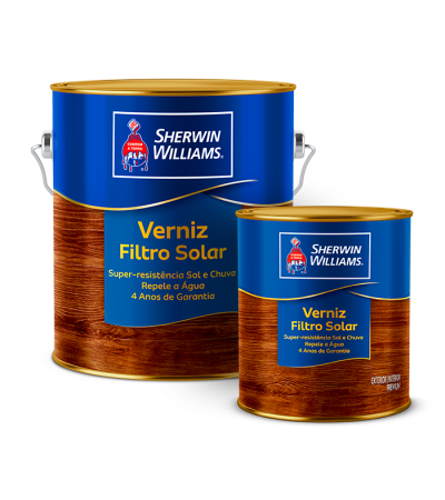 Sherwin-Williams Verniz Filtro Solar