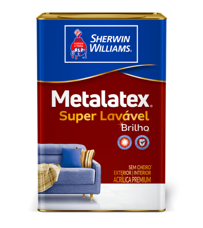 Metalatex Super Lavável Brilho